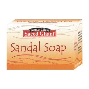 Sandal Soap (5 Pack) (Saeed Ghani Sandal Soap)