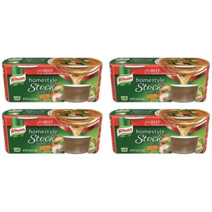Knorr Homestyle Stock For A Homey, Warming Stock Beef