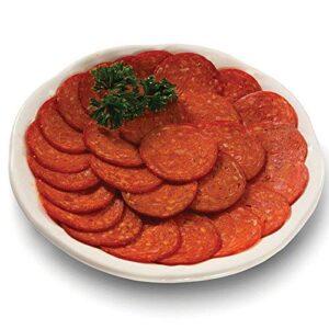 Midamar Halal All Beef Pepperoni - Sliced - 2, 5 lb Bag
