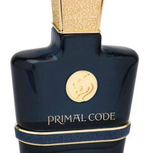 PRIMAL CODE, Eau de Perfume 100ml Perfume by Swiss Arabian Oud | Intense Cologne Spray