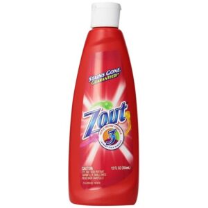 Zout Triple Enzyme Formula Laundry Stain Remover