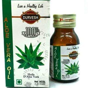 Durvesh Aloe Vera Oil 1 oz / 30 ml زيت الصبار