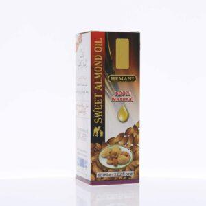 Hemani 100% Sweet Almond Oil 60 Ml