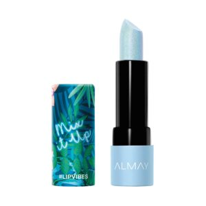 Almay Lip Vibes, Mix it Up, 0.14 Ounce, lipstick topper