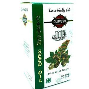 Durvesh Castor Oil 1 oz / 30 ml زيت الخروع