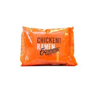 RAMEN EXPRESS Chicken Flavor Ramen Noodle Packs, 3 Oz Each (Pack Of 24)