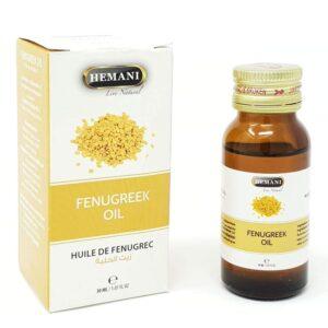 Hemani Fenugreek Oil 1 oz / 30 ml