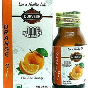 Durvesh Orange Oil 1 oz / 30 ml زيت البرتقال