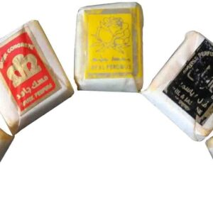 5 Islamic Scents Fragrance Solid Perfume Musk