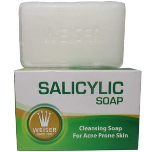 Salicylic Acid Sulfur Acne Soap