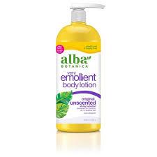 Alba Botanica Very Emollient Body Lotion, Original, 32 oz.